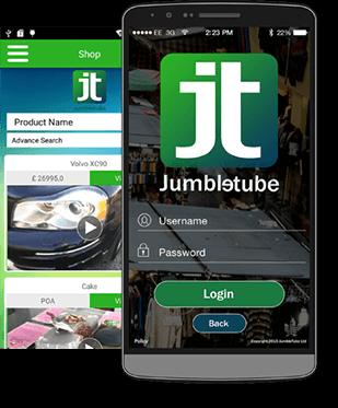 Jumble TUbe Classified app