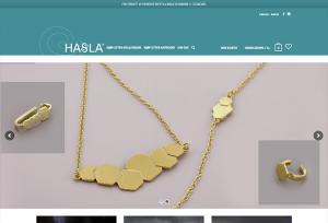 Hasla jewellery