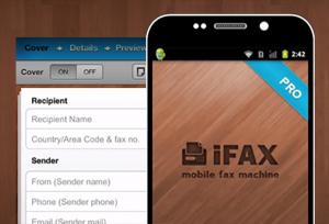 iFax mobile Fax Machine