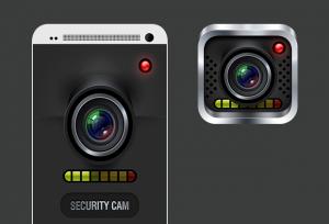 Securtiy cam app
