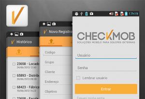CheckMob app screenshot