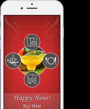 Happy Hour App