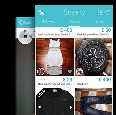 Sneaky Mobile App