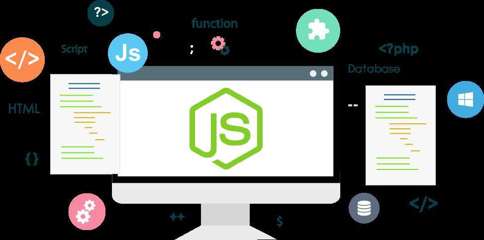 Node.js backend development
