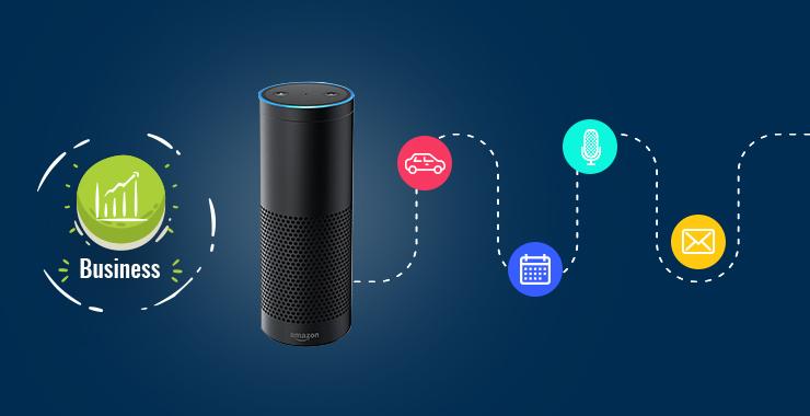 Alexa Skills for Enterprises