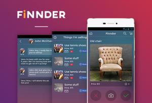 finnder andriod app