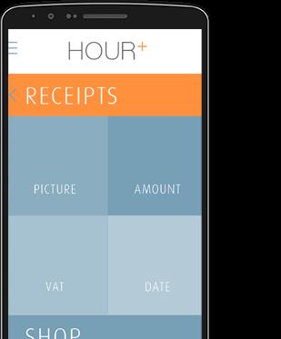 Hour+ app