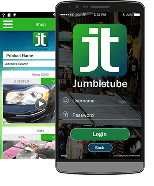 Jumble TUbe Classified app