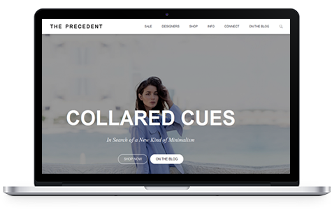 The Precedent website
