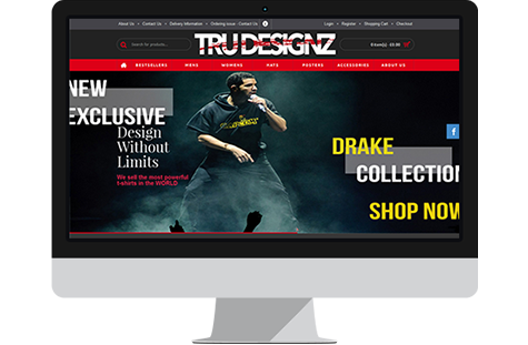 trudesignz website