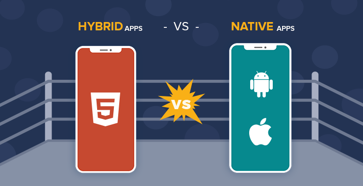 Hybrid Apps vs. Native Apps