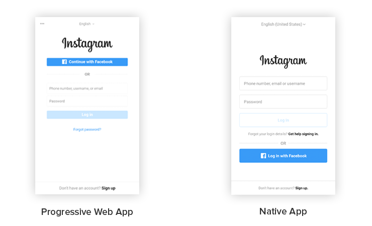 instagram-native-and-pwas