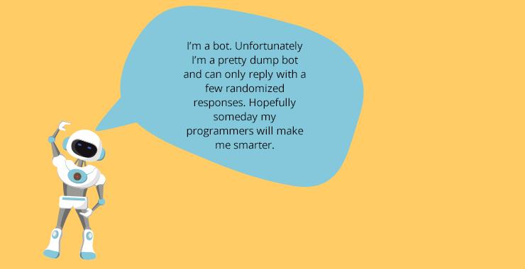 Chat bots - 5