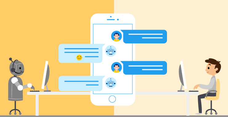 Chatbots in conversational commerce