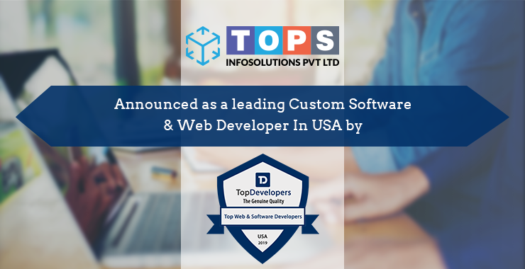 Top Web and Software Developer in USA - TOPS Infosolutions