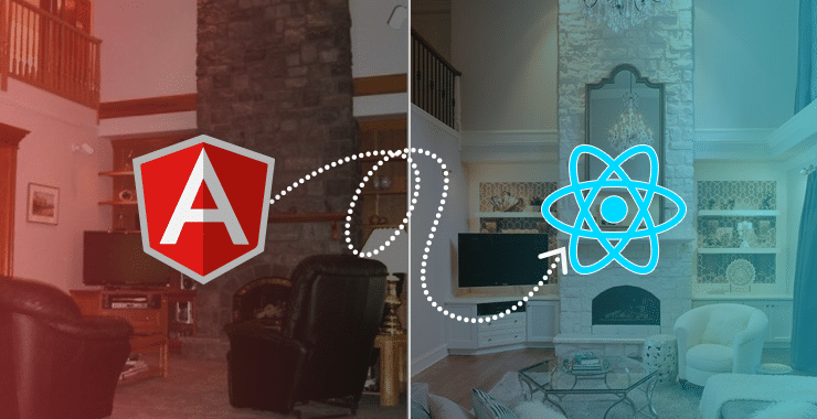 AngularJS Migration to React