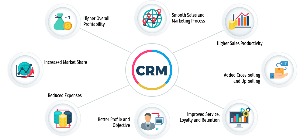 CRM Software Development Info